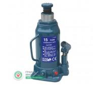 Домкрат бутылочный 15т (230-460 мм) T91504
