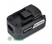 Аккумулятор для ударного электрогайковерта 18V (быстрой зарядки) KALD0124E