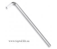 Ключ шестигранный Г-обр. 10мм супердлинный