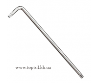 Ключ TORX Г-обр. T-40  длинный AIAE4018