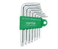 Набор Г-обр. ключей TORX T10-T40 7ед. GAAL0705