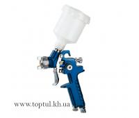 Краскопульт пневматический тип HVLP, форсунка 0,8мм H-2000P-0.8