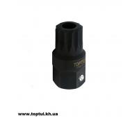Головка для маслосливной пробки VW, AUDI (M16H) L38mm TOPTUL JDBB1617