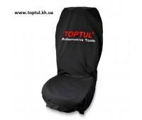 Накидка на сиденье защитная 720х1340х610мм  TOPTUL JCS-0102
